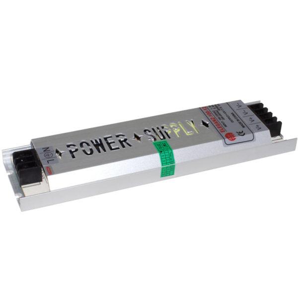 Блок питания 100 Вт (IP33) сверхузкий