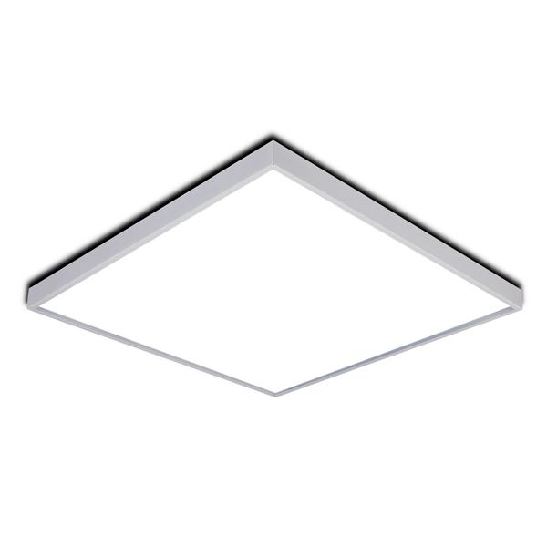 Накладная светодиодная панель 50Вт 595*595*5мм