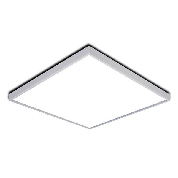 Накладная светодиодная панель 40Вт 595*595*50мм