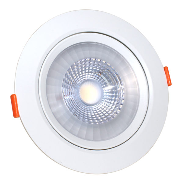 Светодиодный светильник поворотный 12 Вт