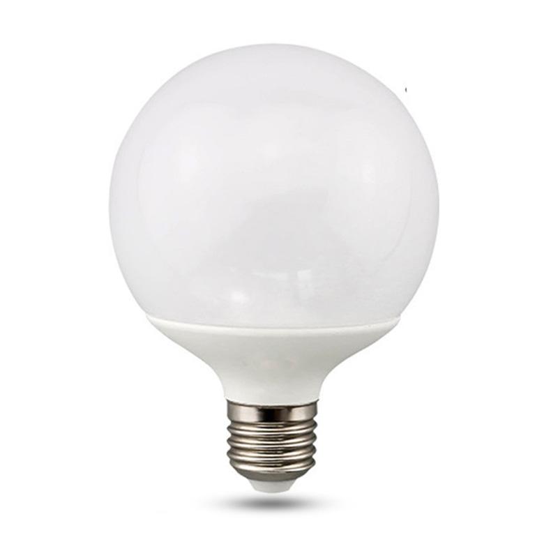 Светодиодная лампа 21 Ватт E27 G120 Eleganz