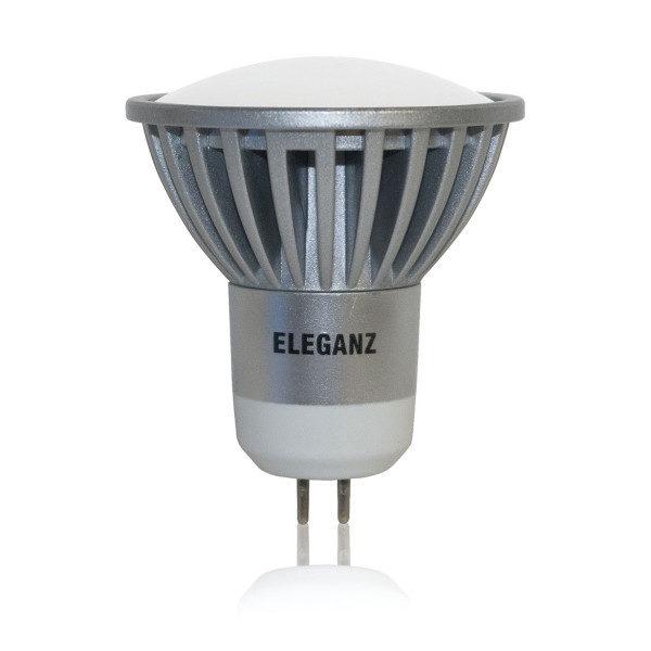 Светодиодная лампа 9Ватт GU5.3 матовая