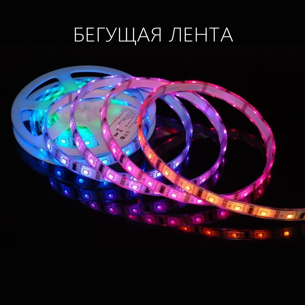 Светодиодная лента 13Вт 12V 5050 RGB Eleganz