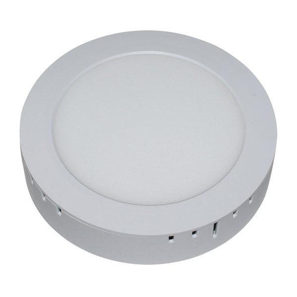 Светодиодная панель накладная круглая 6Вт Eleganz