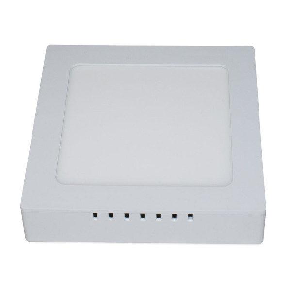 Светодиодная панель накладная квадратная 18Вт Eleganz