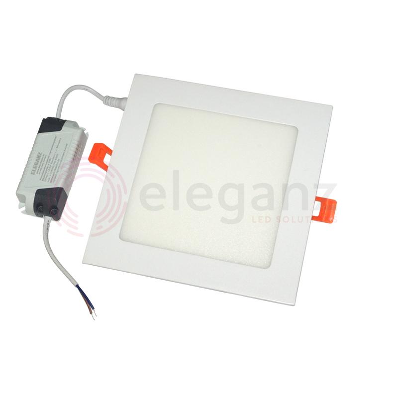 Светодиодная панель встраиваемая квадрат 18 Вт