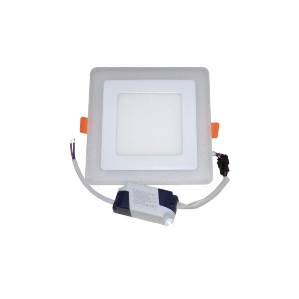 Светодиодный светильник 6 Вт с подсветкой
