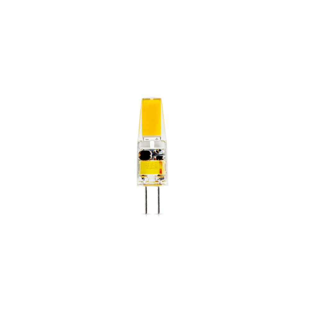 Светодиодная лампа G4 - 3Вт 12V силикон Eleganz