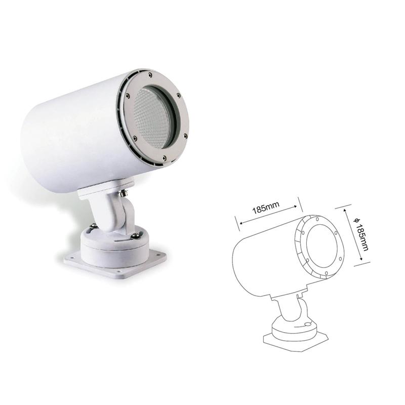 Прожектор заливающего света el-LS-TG-3010